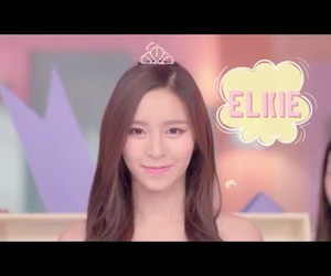 elkie, video, and clc image