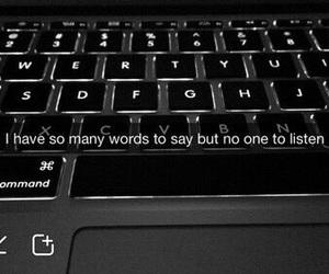quotes, snapchat, and sad image