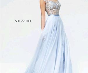 dress, sherri hill, and Prom image