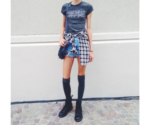 indie, molly bair, and fashion image