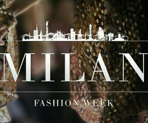 milan, week, and milanfashionweek image