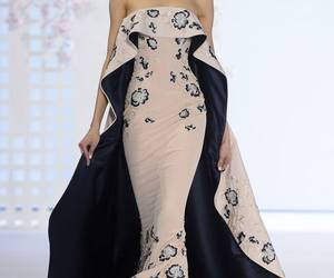 fashion, haute couture, and runway image