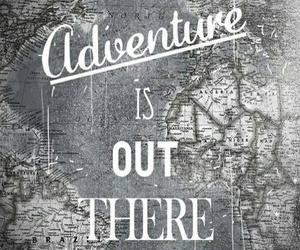 adventure, quotes, and wanderlust image