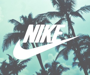 nike, cool, and summer image