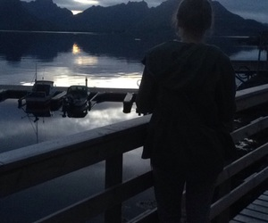 memories, norway, and midnight image