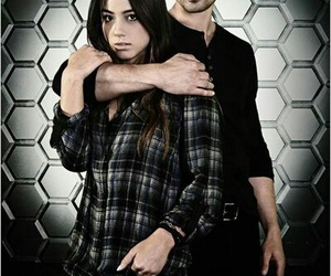 agents of shield, grant ward, and skye image