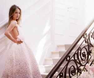 natalie portman, dior, and dress image
