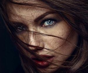 photography and blue eyes image