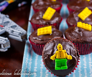 cake, children, and lego image