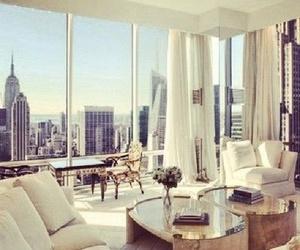 new york, luxury, and white image