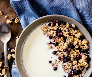 cereals, delicious, and food image