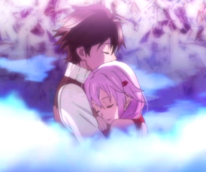 guilty crown, anime, and inori image