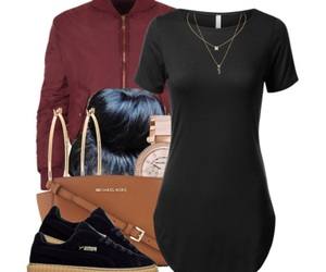 shoes, outfit+, and tshirt+dress image