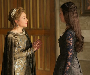 queens, megan follows, and mary stuart image