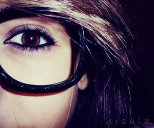 glasses, girl, and beautiful image