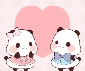 couple, sweet, and cute image
