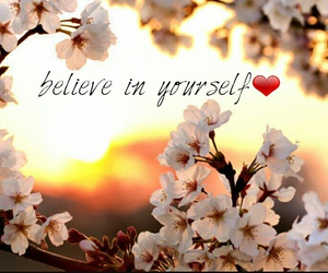 believe, in, and nature image