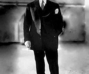 1930s, handsome, and black and white image