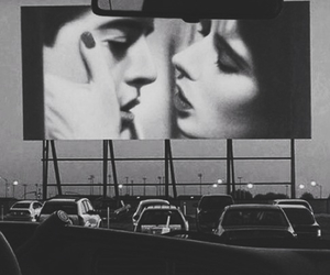 love, car, and cinema image