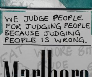 quotes, cigarette, and marlboro image
