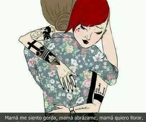 mama, suicidal, and frases image