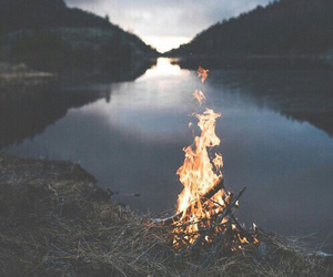 fire and inspiration image