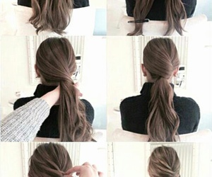 arrangement, curl, and hairstyle image