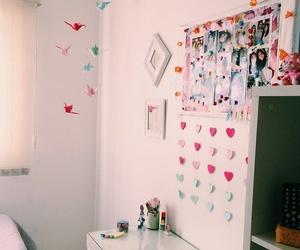 decor, diy, and room image