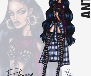 rihanna, hayden williams, and anti image