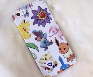 pokemon, case, and iphone image