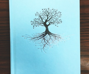 blue, book, and light blue image