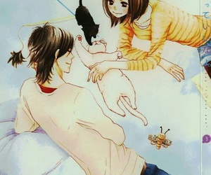 couple, manga, and say i love you image