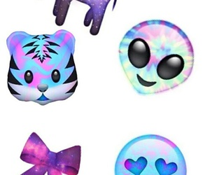 background and emoji image