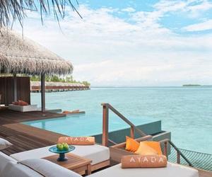 summer, paradise, and sea image