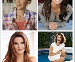 Desperate Housewives, gaby, and susan image