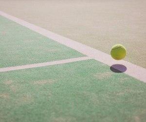 minimalism, retro, and tenis image