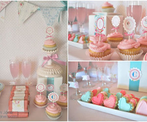 decor, pastel, and fashion image