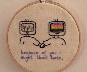 twenty one pilots, quotes, and embroidery image
