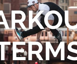 tricking, fitness, and parkour image