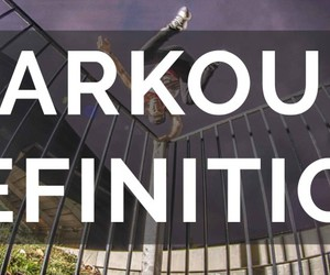 parkour, traceur, and workout image