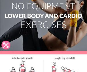 body, diy, and fitness image