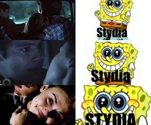 stydia, teen wolf, and teenwolf image