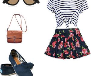 fashion, girl, and hollister image