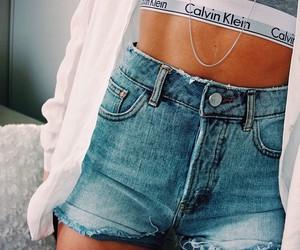 Calvin Klein, fashion, and summer image