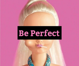 barbie, perfection, and barbiegirl image
