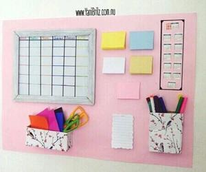 diy, school, and organization image