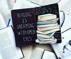 book, reading, and quotes image