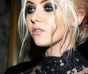 Taylor Momsen, the pretty reckless, and blonde image