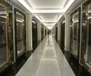 hall, harrods, and luxury image