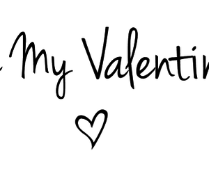 love, valentine, and be image